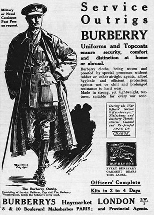 trench coat: tu ao mua den ao khoac nu thoi trang - 2