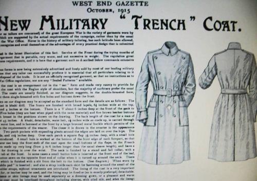 trench coat: tu ao mua den ao khoac nu thoi trang - 3