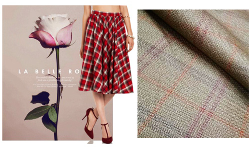 Dạo chợ Hôm: Muôn vải đẹp may váy midi - 12