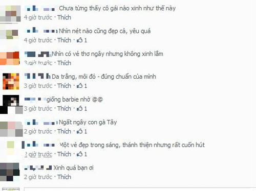 Cô gái Việt có khuôn mặt búp bê-2
