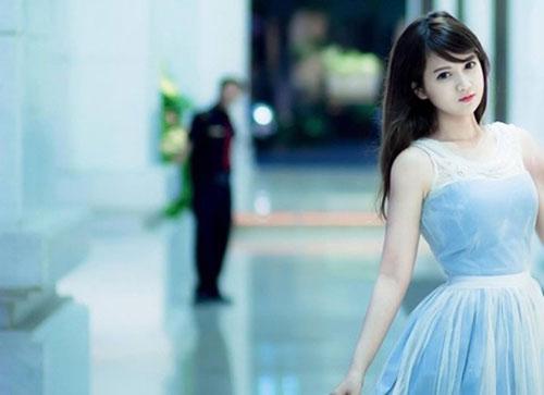 Cô gái Việt có khuôn mặt búp bê-8