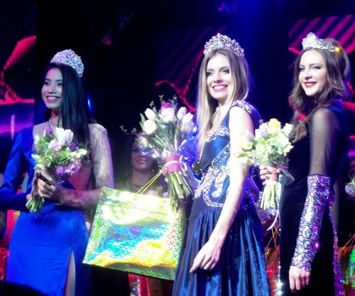 thi sinh vn gianh a hau 1 miss world sport 2014 - 1