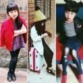 Làm mẹ - 'Mê mẩn' gu ăn mặc của bé Việt 10x