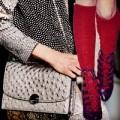 Thời trang - Lóa mắt xem giày túi siêu đẹp ở Milan