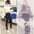 Thời trang - Tuần qua: Hà Hồ, Thanh Hằng đẳng cấp với mũ rộng vành