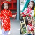 Làm mẹ - Con gái Huy Khánh đẹp hơn búp bê