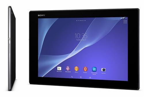 sieu may tinh bang xperia tablet z chinh thuc ra mat - 2