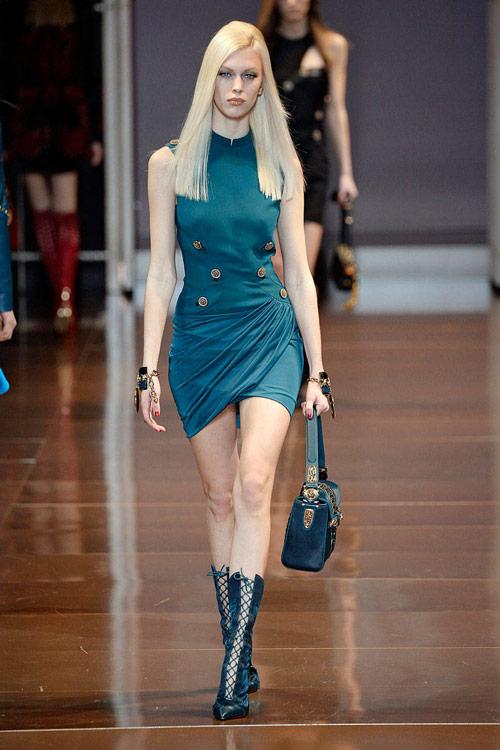 tuyẻn tạp váy sexy ''hun nóng'' thành milan - 15