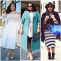 Thời trang - Những nàng mập 'khuynh đảo' đường phố