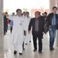 Tin tức - Bác sỹ phẫu thuật nạn nhân ngay tại Lai Châu