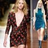 Tuyển tập váy sexy ''hun nóng'' thành Milan