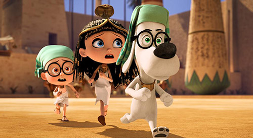 8 co hoi phieu luu cung mr.peabody va cau be sherman - 3