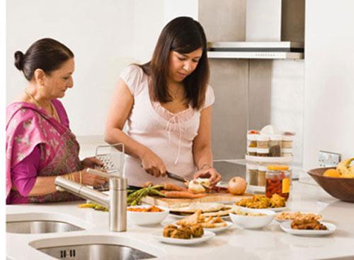 me chong lam chuyen… - 1