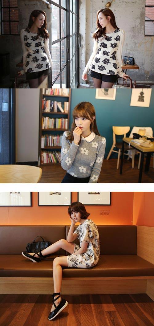 """""""f5"""" xu huong hoa cho nang cong so - 2"""