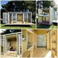 Nhà đẹp - Nhà container 'xịn' như căn hộ tiện nghi