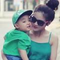 Bà bầu - Gặp mẹ bầu có bí kíp trị mụn cực 'độc'