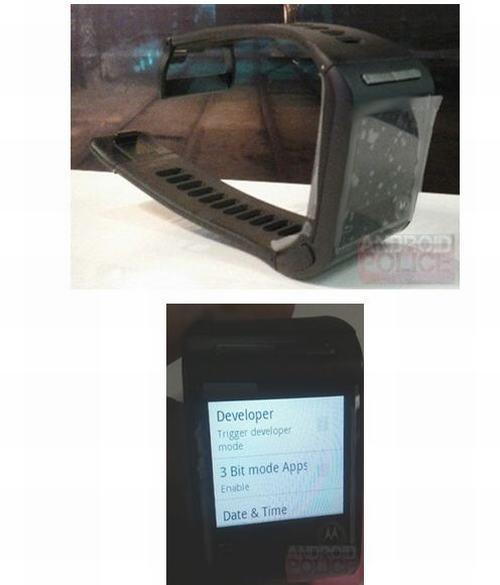 anh smartwatch cua google do motorola san xuat - 1