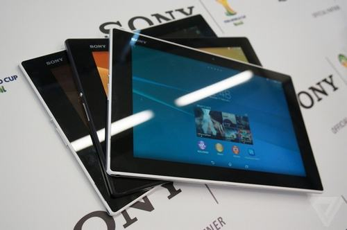 xperia tablet z2 mong 6,4mm ra mat - 1