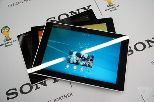 xperia tablet z2 mong 6,4mm ra mat - 5