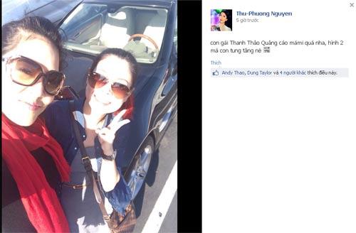 thu phuong duoc chong tang sieu xe bac ty - 6