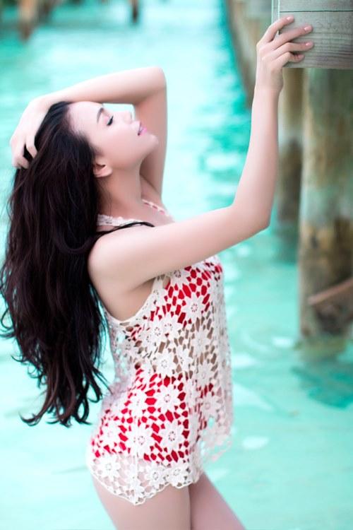 tra ngoc hang pho dien duong cong tai maldives - 2