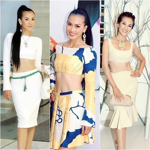"""nhung my nhan viet """"dung"""" vong eo 58cm - 14"""