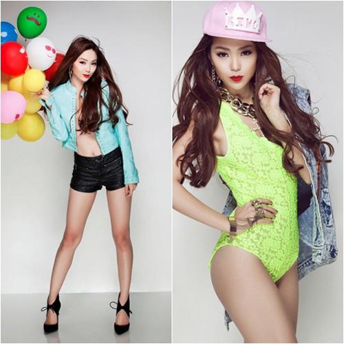 """nhung my nhan viet """"dung"""" vong eo 58cm - 19"""