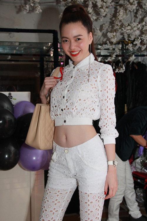 """nhung my nhan viet """"dung"""" vong eo 58cm - 5"""