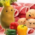 Bếp Eva - 14 thực phẩm dễ nhiễm bẩn nhất