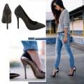 Thời trang - Mách chị em mẹo chọn giày Việt Nam xuất khẩu
