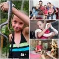 Tin tức - Sốc với clip bé gái 9 tuổi ăn, ngủ cùng rắn