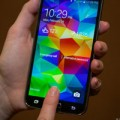 Eva Sành điệu - Cảm biến vân tay của Galaxy S5 chạy được với ứng dụng từ Play Store