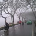 Tin tức - Cuối tuần, Hà Nội có mưa nhỏ mưa phùn