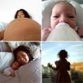 Làm mẹ - Xúc động bộ ảnh: Người cha bất đắc dĩ