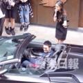 Làng sao - Huỳnh Hiểu Minh tặng siêu xe cho Angela Baby