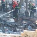 Tin tức - Cháy lớn tại xưởng chế biến gỗ