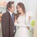Làng sao - Ngắm ảnh cưới lãng mạn của Hoàng Yến