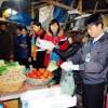 Tin tức - HN đặt máy kiểm tra thực phẩm tại các chợ đầu mối