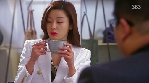 hoc jun ji hyun deo midi ring 'chat lu' - 2