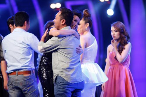 vn idol: ngan ha, yen le noi loi chia tay - 3
