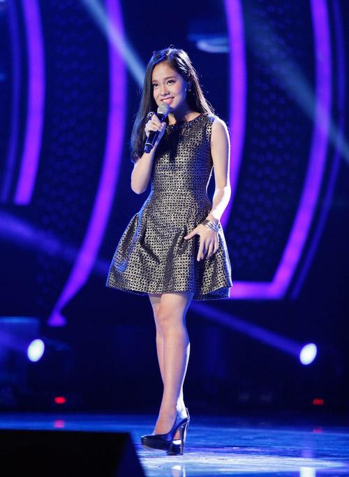 vn idol: ngan ha, yen le noi loi chia tay - 8