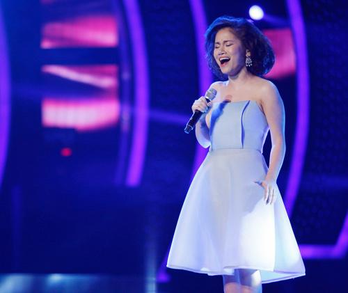 vn idol: ngan ha, yen le noi loi chia tay - 4