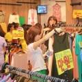 """Thời trang - """"Phố rẻ"""" ở ga tàu điện ngầm Gangnam"""