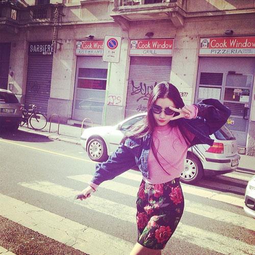 """choáng váng street style """"nàng tho"""" 9x - 3"""