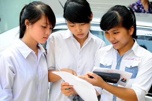 buon: hoc sinh khong chon thi mon su - 1