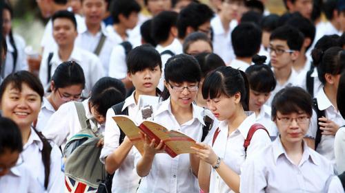 buon: hoc sinh khong chon thi mon su - 2