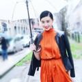 """Thời trang - Choáng váng street style """"nàng thơ"""" 9X"""
