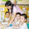 Ý kiến trái chiều quanh việc cấm trẻ mầm non học ngoại ngữ