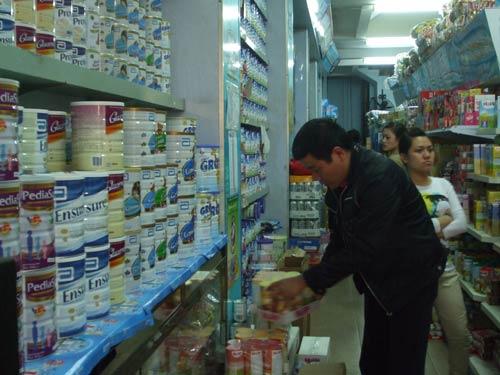 thanh tra 5 doanh nghiep nghi van 'lam loan' gia sua - 1