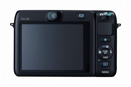 canon ra mat n100 co 2 camera, ket noi wi-fi va nfc - 3